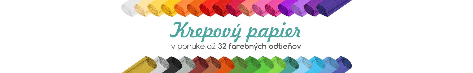 Krepový papier