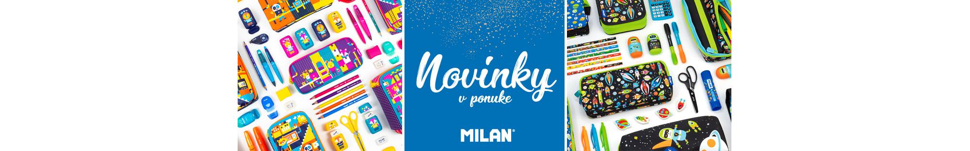 MILAN Novinky