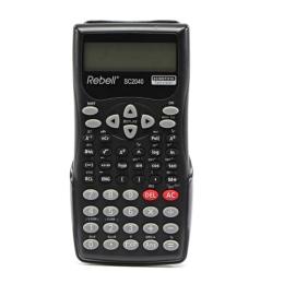 Kalkulačka vedecká REBELL RE-SC2040 BX