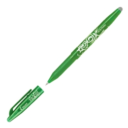 Pilot Frixion Fine Erasable Gel Pen 0,7 Light Green