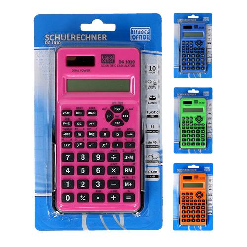 Kalkulačka vedecká DG-1010