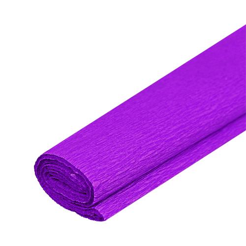 Krepový papier JUNIOR - purpurový 13