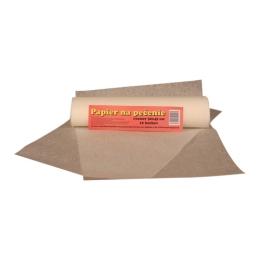 Papier na pečenie silikón. 45 x 30 cm, 10hár.