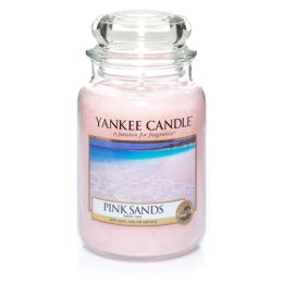 Sviečka Yankee Candle - Pink Sands, veľká