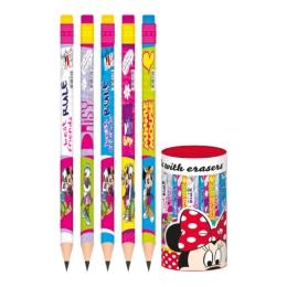 Ceruzka s gumou - mix Minnie