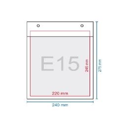 Obálka bublinková E15, 240 x 275 mm (220 x 265)
