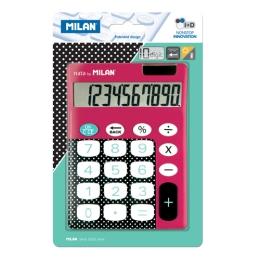 Kalkulačka MILAN 10-miestna 150610 ružová