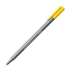 """Liner, 0,3 mm, STAEDTLER """"Triplus"""", žltý"""
