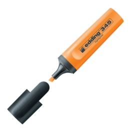 Zvýrazňovač Edding 345 oranžový