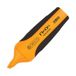 Zvýrazňovač CRESCO NEON - oranžový