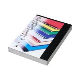Kartónové dosky CHROMOLUX A4 čierne