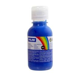 Farba temperová 125ml modrá azúrová