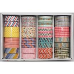 Lepiaca páska - s potlačou 15 mm x 10 m, 1 ks
