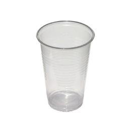 Pohár priehľadný 0,2  l (PP), 100 ks
