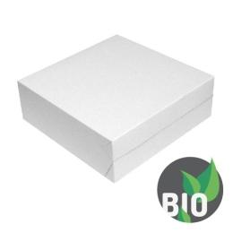 Krabica na tortu 30 x 30 x 10 cm (50 ks v bal.)