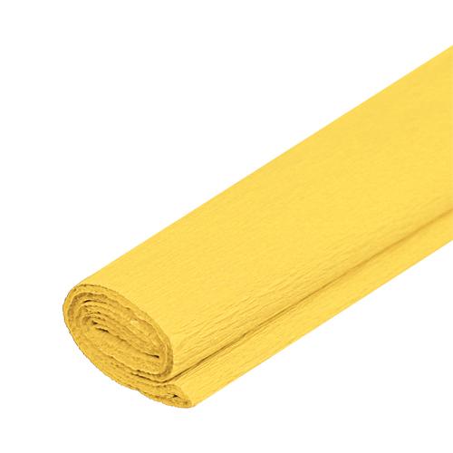 Krepový papier JUNIOR - citrónový 03