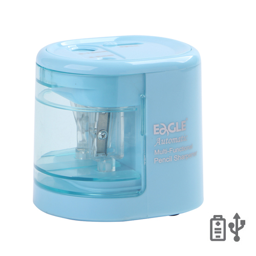 Strúhadlo elektrické 230V EAGLE EG-5161USB, modré