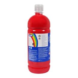 Farba temperová 1000ml červená rumelka