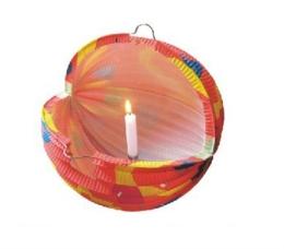 Sviečka do lampiónov 100mm biela (6 ks v bal.)