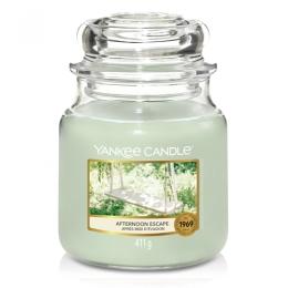 Sviečka Yankee Candle - Afternoon Escape, stredná