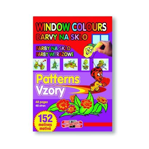 Farba na sklo KOH-I-NOOR šablóny  cf14315a77d