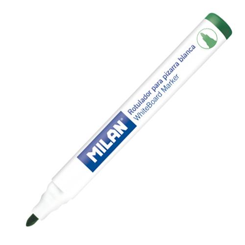 Popisovač MILAN Whiteboard Marker 4,7 mm, zelený