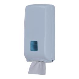 Zásobník INTRO sklad. tissue papiera, biely [1 ks]