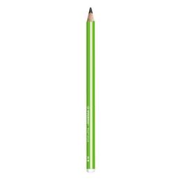 Ceruzka grafitová STABILO Trio Thick, trojuholníkový tvar, hrubá, svetlo zelená