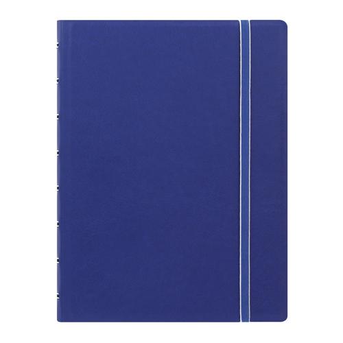Poznámkový blok Filofax A5, modrý
