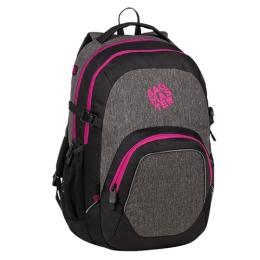 Študentský batoh MATRIX 9 A GRAY