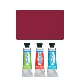 Farba olejová JUNIOR 45 ml karmínová červená 250