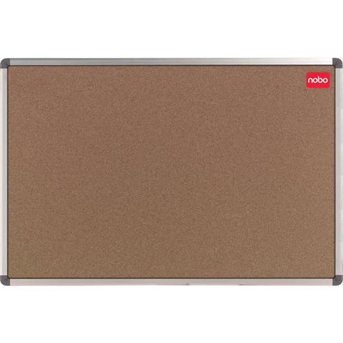 """Korková tabuľa, 90x120 cm, hliníkový rám, NOBO """"Classic"""""""