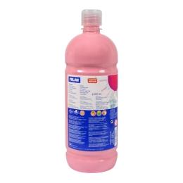 Farba temperová 1000ml bledo ružová