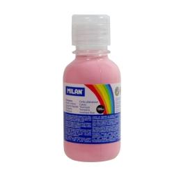 Farba temperová 125ml  bledo ružová