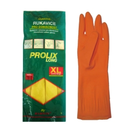 Rukavice gumené Prolix XL