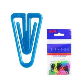 Listové spony plastové 622, tvar V, 25 mm (10ks)