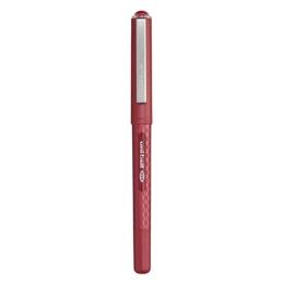 "Roller, 0,5 mm, UNI ""UB-157D Eye"", červený"