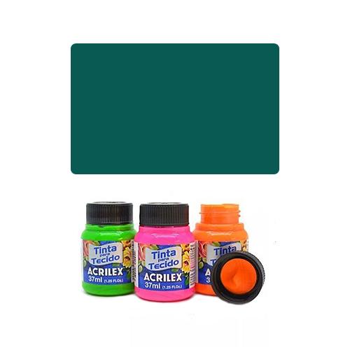 ACR Farba na textil 37ml, Deep Green 511