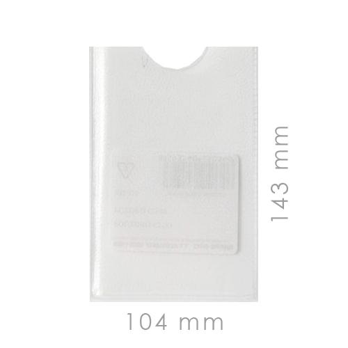Puzdro PVC 104 x 143 mm