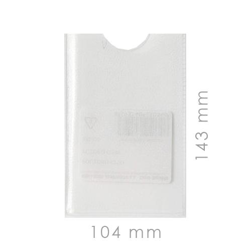 Puzdro PVC KOH-I-NOOR 104 x 143 mm