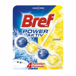 Bref Power Aktic WC blok Lemon, 51g
