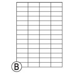 Etikety Soto label 52 x 21,1 mm (1156)