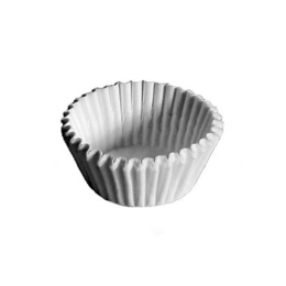 Cukr. košíčky biele O40 x 24 mm /1000ks/