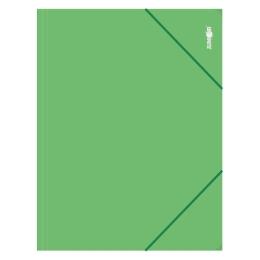 Zakladacia mapa s gumičkou PP/A4, zelená
