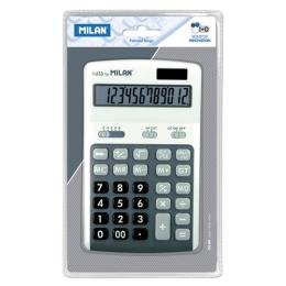 Kalkulačka MILAN 12-miestna 150712 sivá