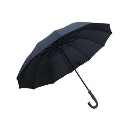 Dáždnik Gentleman palicový, tmavo modrý