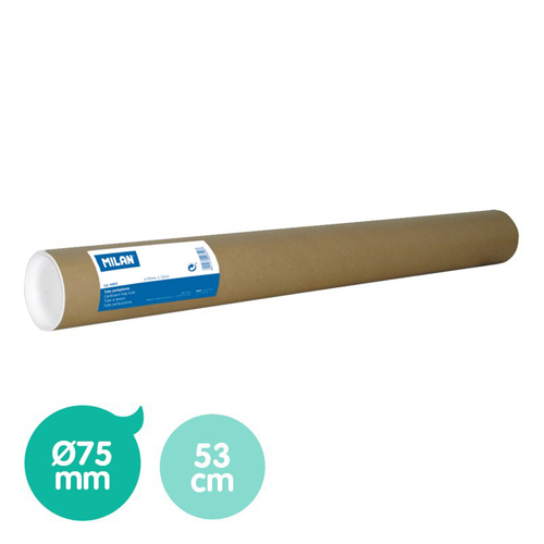 Tubus kartónový MILAN priemer 75 mm x 53 cm