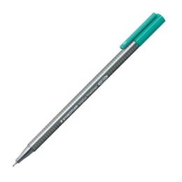 """Liner, 0,3 mm, STAEDTLER """"Triplus"""", tyrkysový"""