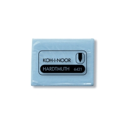 Guma KOH-I-NOOR, tvárlivá šedá 6421