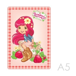 Omaľovánka A5 Akim - Strawberry